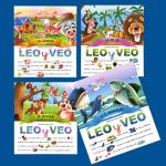 Pictograma: Leo y Veo