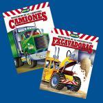 Pop Up: Camiones y Excavadoras