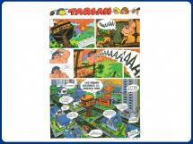 Comic de Tarzán