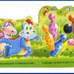 Troquelado Dinosaurios
