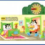 El reloj: Un día de cole